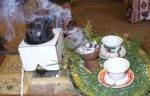 Coffee prepared